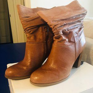 Nine West Lilybello Slouchy Boots Size 9